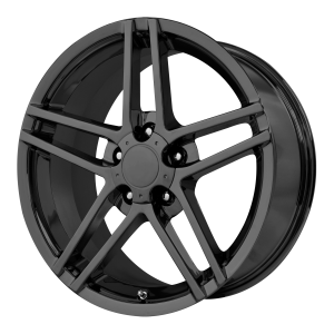 OE Creations PR117 Hyper Black