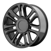 OE Creations PR152 20X9 Gloss Black
