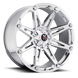 Off Road Monster M01 Chrome Wheel Packages