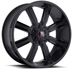 Off Road Monster M03 Black Wheel Packages