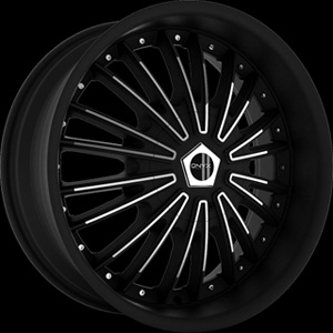 Onyx 901 Black Wheel Packages