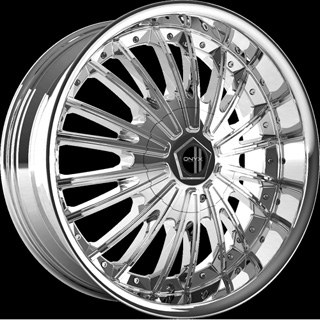 Onyx 901 Chrome Wheel Packages