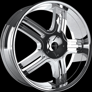 Onyx 902 Chrome Wheel Packages