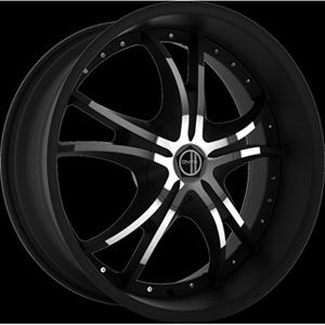 Onyx 903 Black Wheel Packages