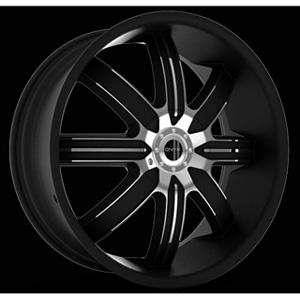 Onyx 905 Black Wheel Packages