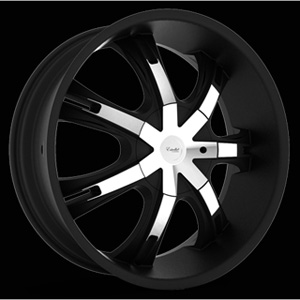 Onyx 907 Black Wheel Packages