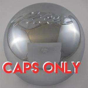 Pacer Chrome Cap