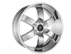Pinnacle P86 Forte 24X9.5 Chrome