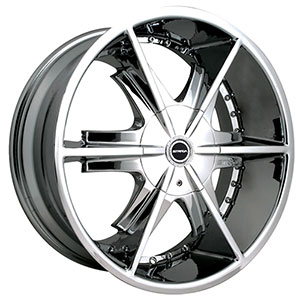 Strada Pistola Chrome Wheel Packages