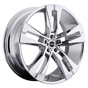 Strada Razza Chrome Wheel Packages