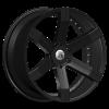Red Sport RSW-100B 30X10 Black