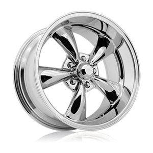 Rev 100 Classic Chrome 15 X 5 Inch Wheels