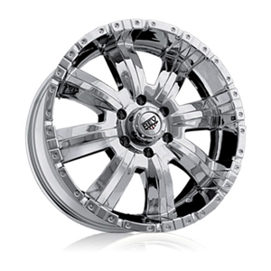 Rev 808 Dirty Harry Chrome Wheel Packages