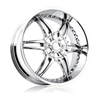Rev 827 Volante Chrome 26 X 9.5 Inch Wheels