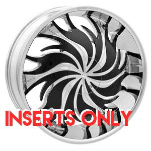 Rockstarr 565 Black Inserts