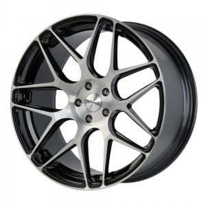 Rovos Pretoria Gloss Black and Brushed Face