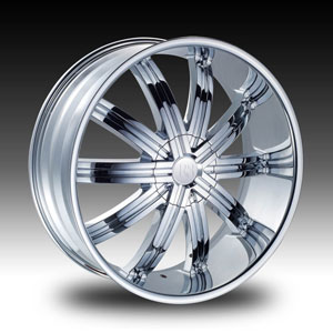 Red Sport RS11 Chrome Wheel Packages