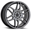 Ruff Racing R352 17X7.5 Hyper Black