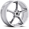 Ruff Racing R948 22X10 Chrome