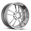 Ruff Racing R952 17X7.5 Chrome