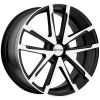 SOTHIS SC001 20X10 Gloss Black Machined