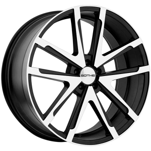 SOTHIS SC001 22X9 Gloss Black Machined