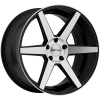 SOTHIS SC002 20X10 Gloss Black Machined