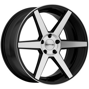 SOTHIS SC002 22X10.5 Gloss Black Machined
