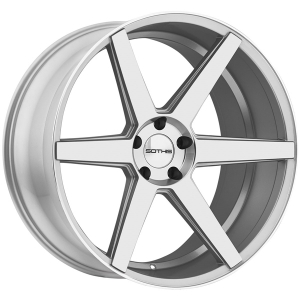 SOTHIS SC002 22X9 Silver Machined