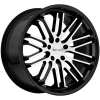 SOTHIS SC003 20X8.5 Gloss Black Machined
