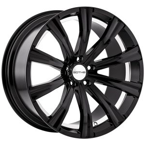 SOTHIS SC101 20X8.5 Gloss Black Machined