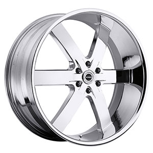 Strada Spago Chrome Wheel Packages