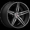 SPEC-1 SPM-75 20X10.5 Gloss Black Machined