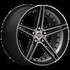 SPEC-1 SPM-77 20X10.5 Gloss Black Machined