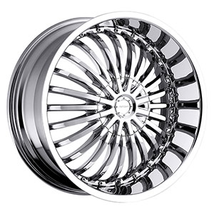 Strada Spina Chrome Wheel Packages