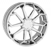 Starr 308 Lupa 24X9.5 Chrome
