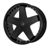 Starr 388 Judge 24X9 Black