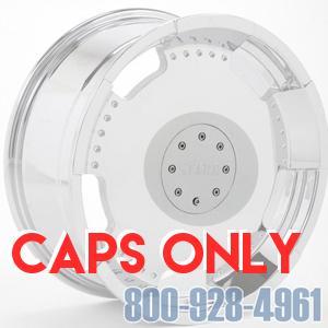Starr 717 Chrome Caps