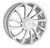 Starr 718 Gatsby 18X7.5 Chrome