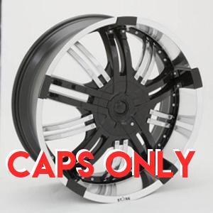 Starr 959 Sidious Black Caps