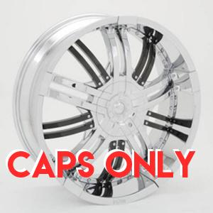 Starr 959 Sidious Chrome Caps