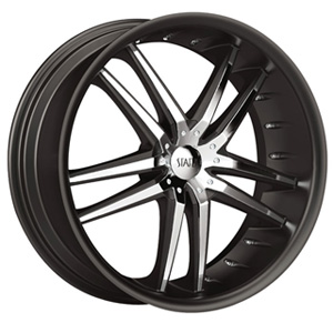 Status Fang 820 Black Wheel Packages