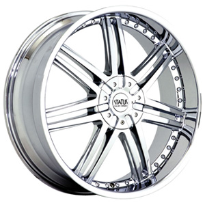 Status Game 805 Chrome Wheel Packages