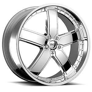 Status S830 Take Over Chrome Wheel Packages