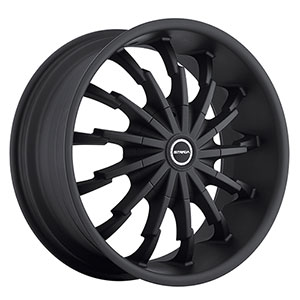 Strada Stiletto Stealth Black Wheel Packages