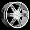 Stonz Alloyz S016 Wheels