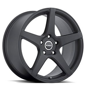 Strada Calore Black Wheel Packages