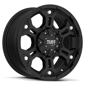 Tuff T-03 Full Flat Black