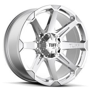 Tuff T-05 17X9 Chrome