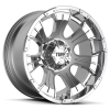 Tuff T-06 17X9 Chrome